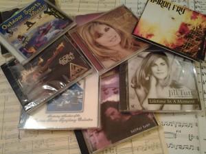 PRODUCED CDs